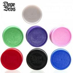 Dope Bros Grinder - 2part - Ø:60mm - Mix Colors