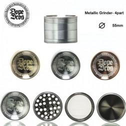 Dope Bros Grinder - 4part - Ø:55mm - Mix Colors