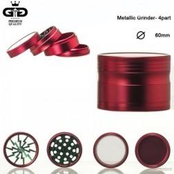 Grace Glass Window Grinder - 4part - Ø:60mm - Green