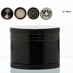 Magno Mix Grinder- 4part- Ø: 50mm - Black