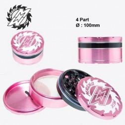 Magno Mix Grinders - 4part - Ø:100mm - Pink