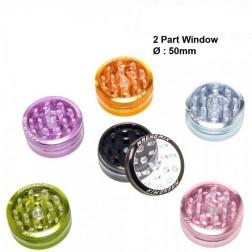 Magno mix Window Grinder - 2part - Ø:50mm - Mix Colors