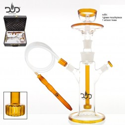 DUD Glass Hookah Shooting Star - Umber