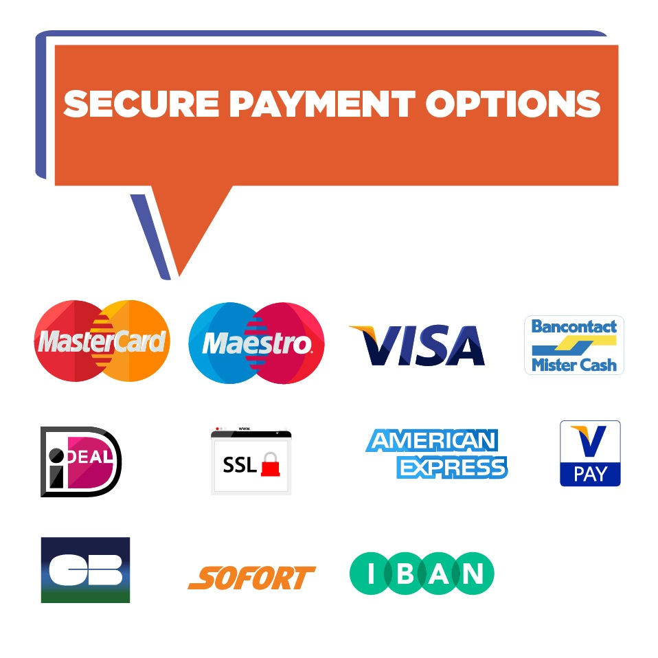Secure Payment Options